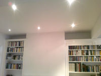 The Fulham plasterer ceiling replacement in SW6